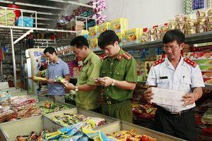 Lập 6 đoàn kiểm tra an toàn thực phẩm dịp Tết Kỷ Hợi