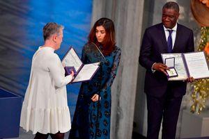 Nobel Hòa bình 2018 được trao cho các nỗ lực chấm dứt bạo lực tình dục