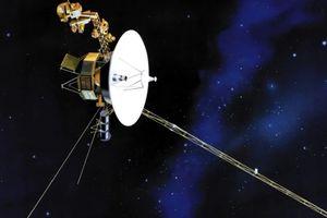 Lần thứ hai tàu vũ trụ của NASA chạm tới không gian giữa các vì sao