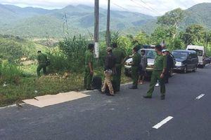 Tạm giữ 5 nghi can sát hại bạn nhậu ở Lâm Đồng