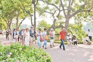 Du lịch Hà Nội cán đích sớm 2 năm về chỉ tiêu đón khách quốc tế