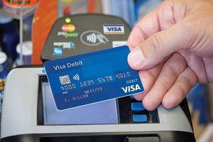Giao dịch rút tiền mặt bằng thẻ