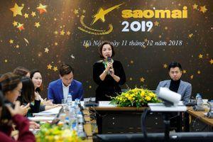 'Sao Mai 2019': 'Rất khó, tính cạnh tranh cao'