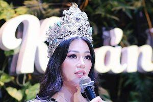 Phương Khánh né tránh câu hỏi, kêu gọi 'tự hào vì Việt Nam'