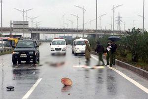 Điều tra, truy tìm lái xe gây tai nạn khiến 1 phụ nữ tử vong rồi bỏ trốn