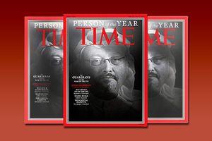 Tạp chí TIME 'đá xéo' ông Trump với lựa chọn Nhân vật của năm