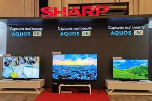 Sharp Việt Nam chính thức phân phối smartphone AQUOS