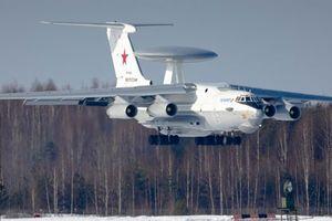 Máy bay A-50U tóm gọn máy bay tàng hình