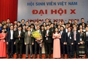 Ðại hội đại biểu toàn quốc Hội Sinh viên Việt Nam lần thứ X thành công và bế mạc