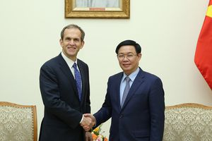 Google xúc tiến mở văn phòng đại diện tại Việt Nam