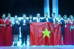 Học sinh Việt Nam đạt thành tích cao tại Kỳ thi Khoa học trẻ quốc tế IJSO