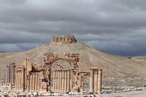 Liên quân chống IS của Mỹ bị nghi trộm cổ vật ở Syria