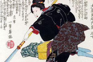 Bí mật về những nữ samurai huyền thoại ở Nhật Bản