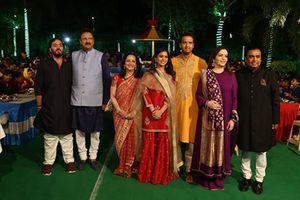 Đám cưới xa hoa bậc nhất của hai gia tộc tỷ phú Ấn Độ
