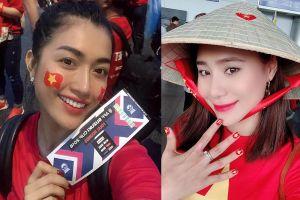 Sao Việt bức xúc vì cổ động viên Việt bị chặn vào 'chảo lửa' Bukit Jalil