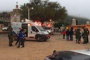 Nổ pháo hoa tại nhà thờ, 60 người thương vong