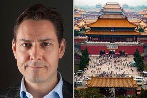 Một cố vấn cao cấp của tập đoàn Canada bị bắt tại Trung Quốc