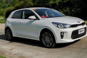 Top 5 mẫu ôtô bán chậm nhất tháng 11 tại Việt Nam