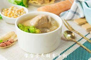 Trời lạnh, 10 trẻ thì 9 bé ho, mẹ chế biến ngay món súp này, đảm bảo HẾT NGAY CẢM LẠNH, HO HẮNG chỉ sau... 1 bát!