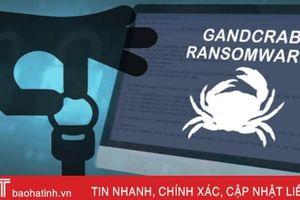 Mã độc tống tiền mới lại lây lan tại Việt Nam