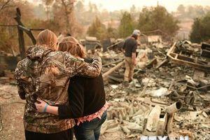 Cháy rừng tại California: Chỉ còn 3 người được coi là mất tích