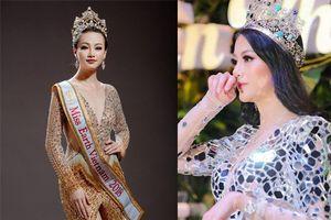 Hoa hậu Phương Khánh khóc nghẹn phủ nhận tin đồn mua giải