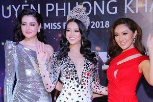 Hoa hậu Trái đất Phương Khánh trực tiếp lên tiếng giữa tin đồn dùng tiền mua giải