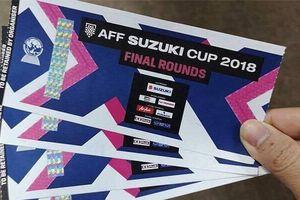 'Sốc' trước giá vé trận chung kết lượt về Việt Nam – Malaysia