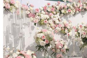 Tình huống bất ngờ trong đám cưới thiếu gia Nam Định, 'hôn trường' náo loạn