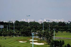 Xóa sân golf Tân Sơn Nhất trong quy hoạch TPHCM
