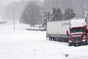 Bão tuyết khiến 3 người chết tại miền Đông Nam nước Mỹ