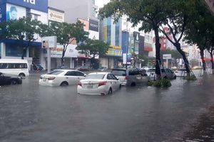 Ứng phó khẩn cấp với mưa lớn, ngập lụt diện rộng