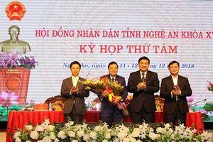 Nguyên Phó GĐ Sở GTVT được bầu làm Phó chủ tịch tỉnh Nghệ An