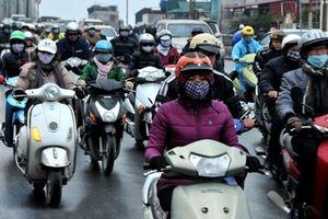 Trái ngược không khí nóng bỏng AFF Cup 2018, nhiệt độ Thủ đô Hà Nội chạm ngưỡng 11 độ C
