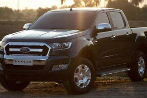 Ford Ranger tiếp tục độc chiếm ngôi vị 'vua bán tải'
