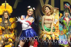 Missosology công bố: Việt Nam lọt Top 10 trang phục dân tộc 'ngoạn mục' nhất Miss Universe 2018