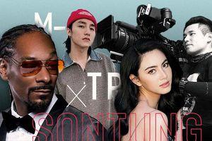 Chẳng đợi rapper Snoop Dogg, Sơn Tùng từng có loạt cú 'bắt tay' mang tầm quốc tế lợi hại thế này!