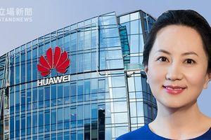 Huawei chi 7,5 triệu USD để Phó chủ tịch tập đoàn được tại ngoại