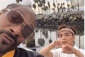 Sơn Tùng sẽ có sản phẩm hơp tác với rapper đình đám Snoop Dog