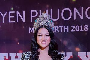 Hoa hậu Phương Khánh bật khóc nức nở phủ nhận tin đồn mua giải, 'ăn cháo đá bát'