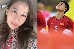 MC Diệp Chi bức xúc vì sự 'lật mặt' nhanh chóng của một số cổ động viên bóng đá Việt Nam