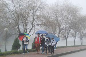 Dự báo thời tiết ngày 12/12: Bắc Bộ có mưa nhỏ, trời rét đậm