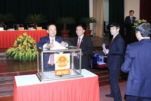 Thanh Hóa: Chủ tịch HĐND tỉnh có số phiếu tín nhiệm cao nhất
