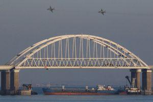 Nga 'tố' nghị sĩ Ukraine kích động khủng bố khi kêu gọi đánh sập cầu Crimea