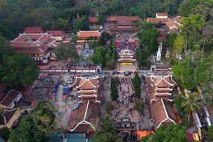 Đại gia Xuân Trường 'xin' đầu tư 15.000 tỷ xây khu du lịch tâm linh Hương Sơn rộng 1.000ha