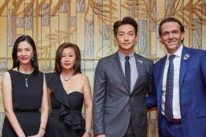 Bi Rain cùng dàn sao nổi tiếng Singapore xuất hiện tại sự kiện của Cartier