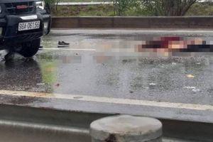 Truy tìm xe ô tô đâm tử vong người đi bộ rồi bỏ trốn