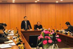 Thứ trưởng Vũ Đại Thắng làm việc tại Bộ Tài chính về tình hình triển khai Nghị quyết 10-NQ/TW và Nghị quyết 98/NQ-CP