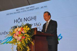 Đại học Công nghiệp Việt - Hung: Cải cách để bắt kịp xu thế