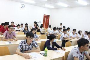 Năm 2019, các trường đại học phía Nam tiếp tục lọc ảo